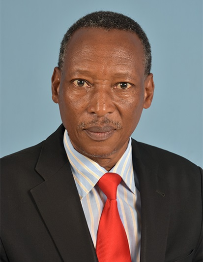 John Chege - Kenyan Attache